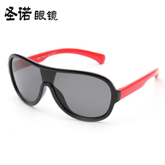 现货批发新款儿童时尚潮流太阳眼镜连体蛤蟆镜Oa74qSwlf2