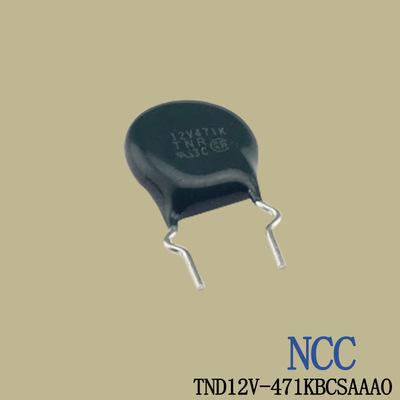 供应 TND12V-471KBCSAAAO 压敏电阻 NCC连接器
