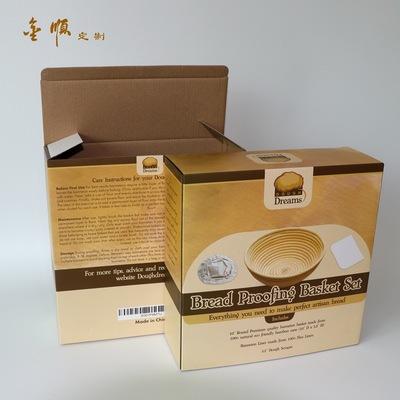 定制瓦楞纸礼品包装 订做彩色印刷E坑纸彩盒 深圳纸盒厂家