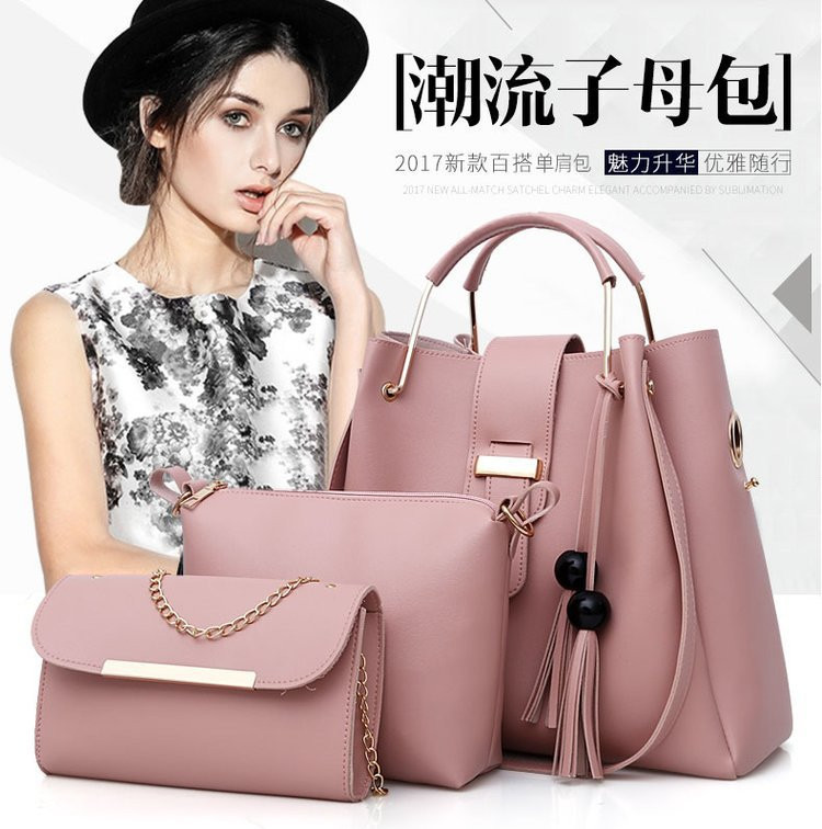2019 Summer New Three-piece Mother-in-law Package Cross-border E-commerce Supply Aliexpress Amazon A Generation