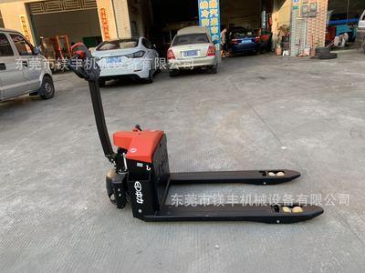 中力牌EPT20-15ET2-L锂电池电动托盘车 小金刚全电动搬运叉车