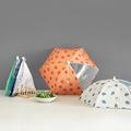 新款伞形可折叠保温饭菜罩 食物罩盖菜罩子饭罩防尘防蝇罩遮菜伞