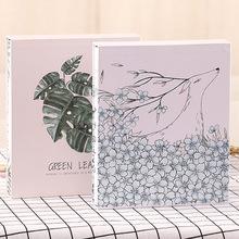 插页式相册5寸6寸7寸混装过塑影集500张大容量家庭宝宝纪念册