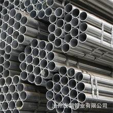 4分鍍鋅鋼管現貨 廠家供應鍍鋅鋼管 架子管現貨
