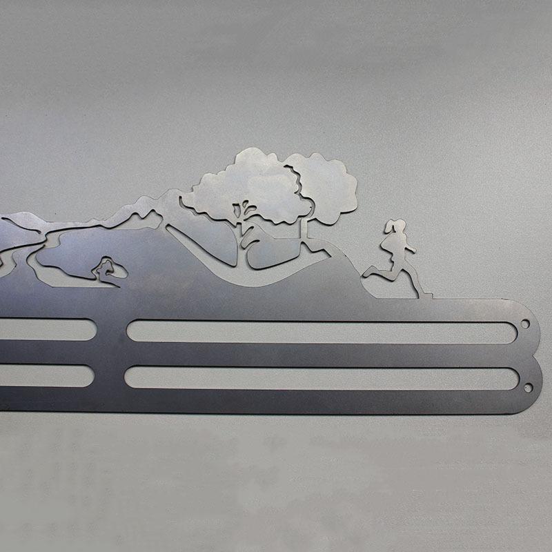 金属切割创意牌细节2