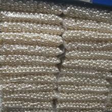 大量批发高亮半孔无孔仿珍珠散珠 ABS环保仿珍珠圆珠 DIY饰品配件