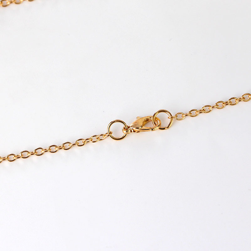 New fashion Harry Potter time converter pendant necklace yiwu nihaojewelry wholesale NHMO208197