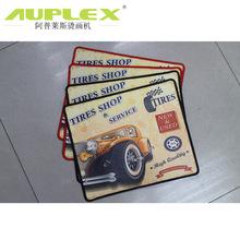 广告鼠标垫定制logo彩色鼠标垫热转印定做diy天然橡胶鼠标垫批发