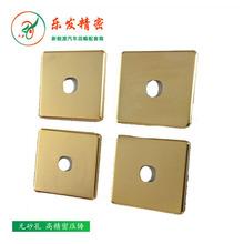 高精密 可拉丝氧化铝合金开关面板金属边框 可开模定制