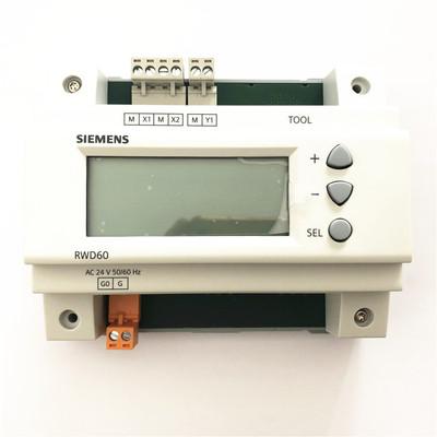 西门子通用控制器RWD60 西门子温度控制器rwd60 西门子控制器大全