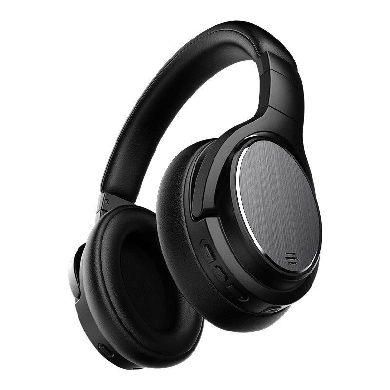 跨境爆款蓝牙耳机头戴式noise cancelling bluetooths headphone
