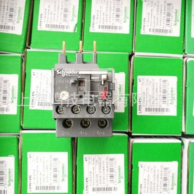 全新原装正品施耐德热过载继电器LRN10N替代LRE10N 4-6A热继电器