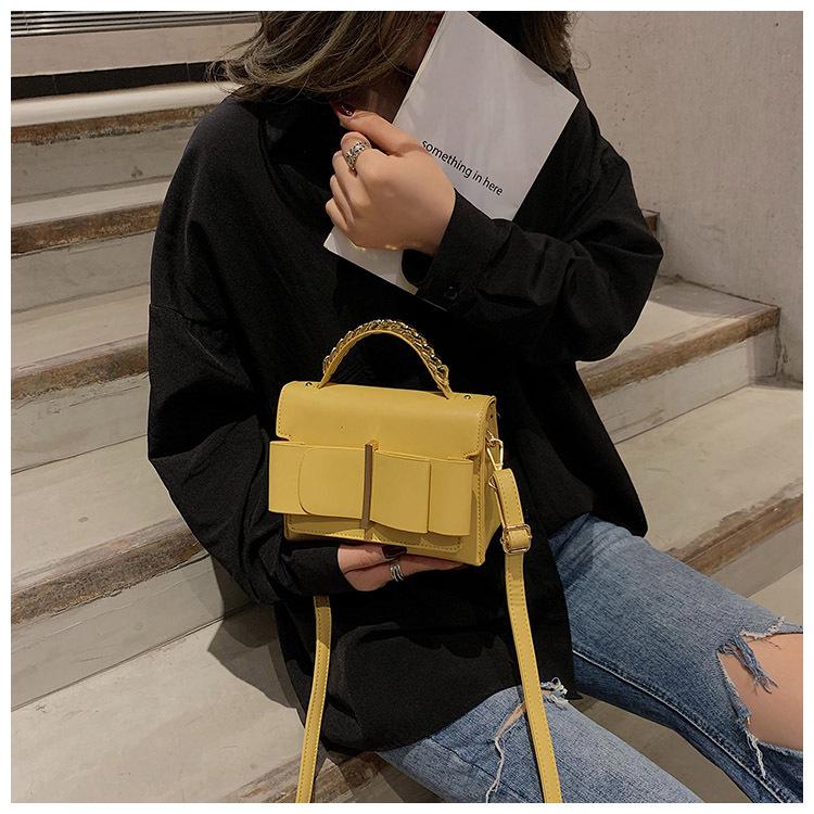 PU Fashion  Shoulder bag  (white)  Fashion Bags NHPB10592-white