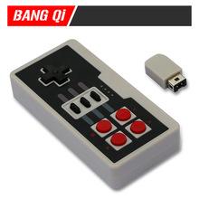 廠家直銷NES 2.4G無線手柄 NES mini外置電池游戲手柄