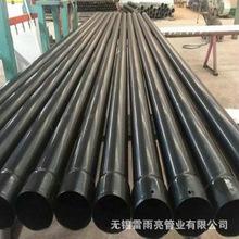 熱浸塑穿線電纜保護管N-HAP涂塑埋地電纜鋼管 內外浸塑電力穿線管
