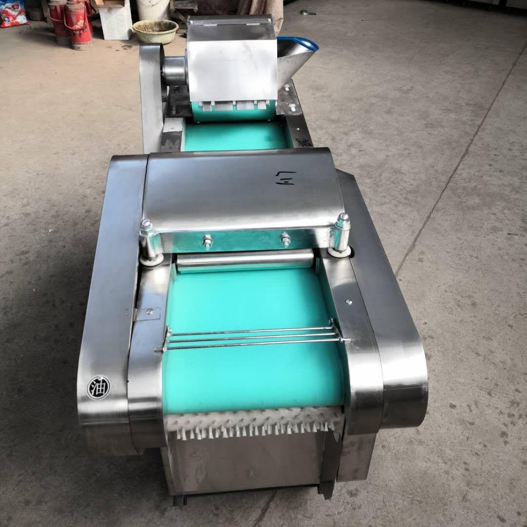 廠家定制1000型多功能切菜機 商用不銹鋼切段機 切塊機