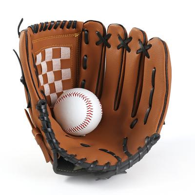 货源酷姆斯 内野投手棒球手套 垒球手套 环保材质批发