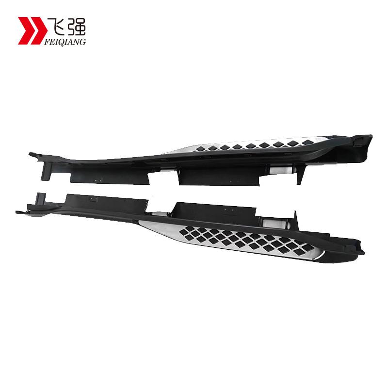 适用于XRV缤智17-19款不锈钢铝合金材质迎宾汽车脚踏板加厚侧踏板