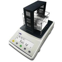 幸运厂家直销固液两用密度天平210g/0.001g 塑料比重仪