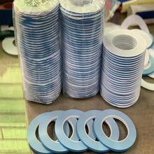 廠家定做 免費拿樣 LED導熱雙面膠 導熱矽膠布 散熱雙面膠
