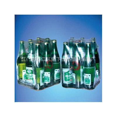 厂家定制用于自动机包装饮料矿泉水啤酒瓶LDPE热收缩膜520MM宽