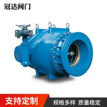 LHS941X电动调流调压阀 电动活塞式调压阀大口径 水力调流止回阀
