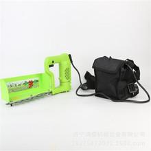 电动背负式采茶机供应价格 免维护24v锂电采茶机 快速茶叶收获机