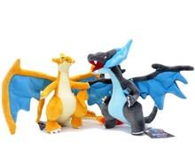 廠家直銷寵物精靈口袋妖怪毛絨公仔玩具  XY 百萬進化噴火龍