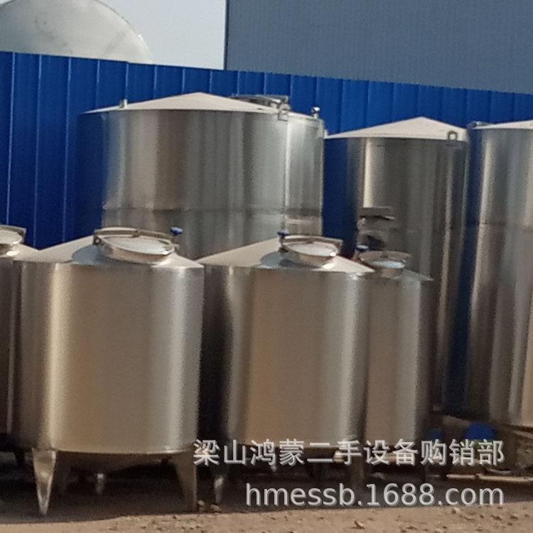 厂家批发食品卫生级储存罐设备不锈钢立式小型储罐304 1-5立方