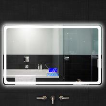 智能镜子触摸屏led浴室镜壁挂卫浴卫生间洗手间防雾带灯蓝牙化妆