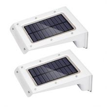 太阳能灯20LED人体声控感应壁灯户外庭院家用照明灯多功能壁灯