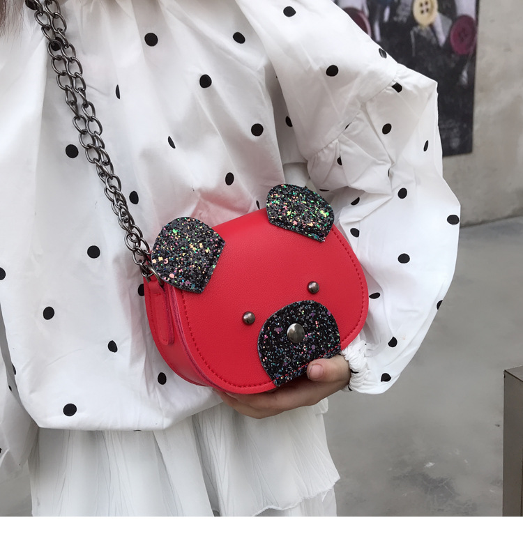 PU Fashion  Shoulder Bags  (red)   NHLD2058-red
