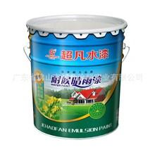 超凡漆厂家直销 弹性外墙涂料 外墙乳胶漆 外墙抗碱底漆