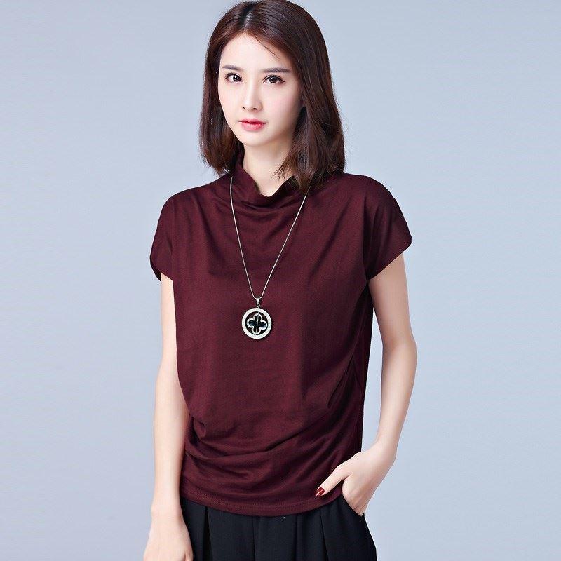 中年女装夏季短袖T恤胖加肥大码宽松休闲打底衫30-40岁妈妈上衣服