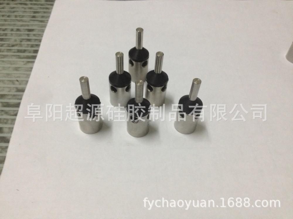 厂家生产加工定制 硅胶制品 密封圈 密封垫 硅橡胶铁件包胶系列