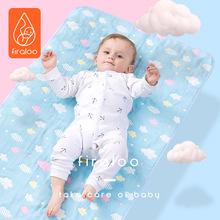 隔尿垫婴儿防水可洗纯棉纱布宝宝换尿垫女成人月经垫小床垫姨妈垫