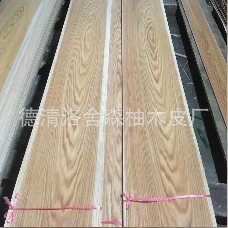 缅甸柚木实木皮 各类实木木皮 木皮定制规格厂家直销
