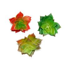仿真花厂直销人造塑胶多肉植物 迷你小米星创意diy设计盆栽小摆件