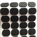 厂家定制  网格硅胶脚垫单面背胶自粘防.滑  免费打样