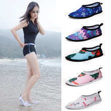 男女软底浮潜鞋沙滩鞋袜潜水儿童涉水游泳鞋套透气防滑工厂新款