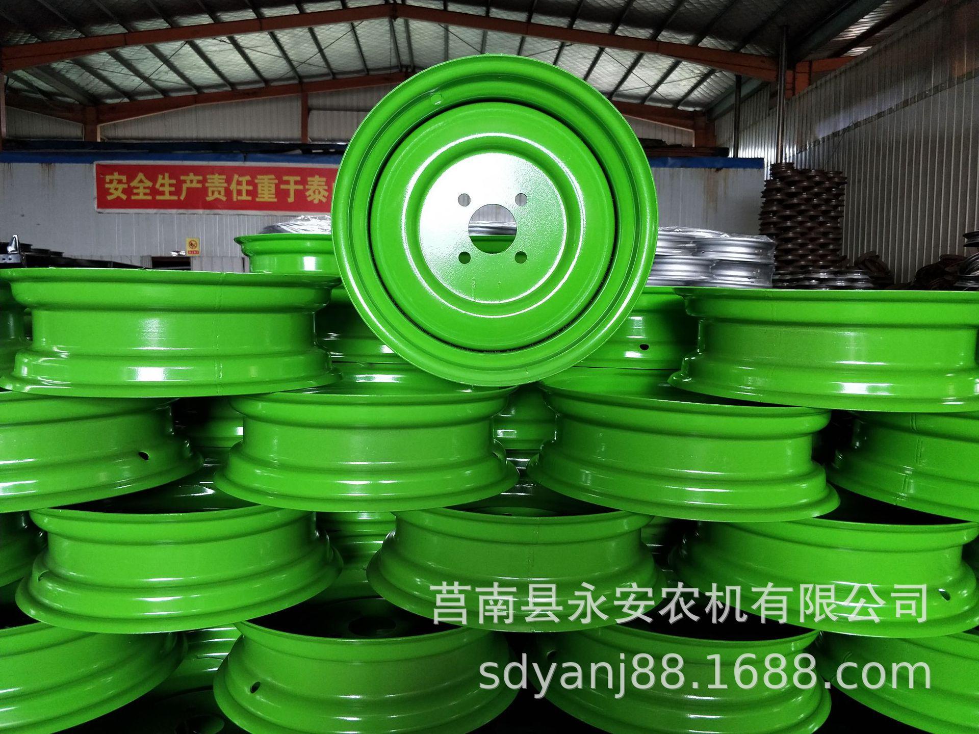 600-14前八轮车轮总成 厂家加工定制各种型号钢圈配套车轴,轮胎