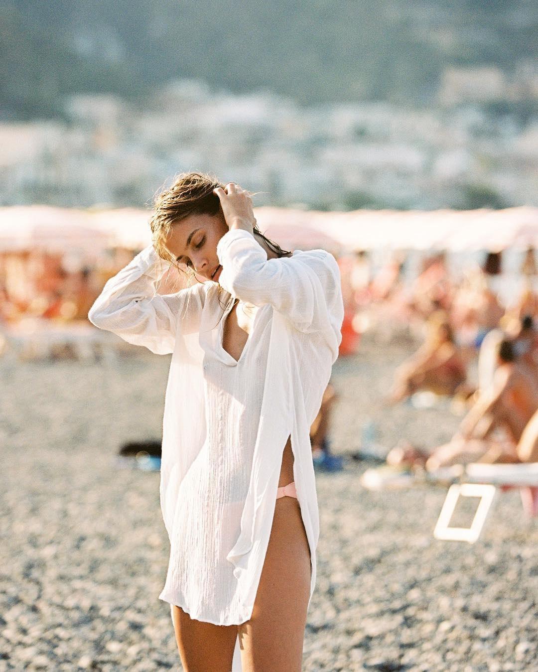 Fashion jacquard shirt collar sunscreen female beach coat NHXW121779