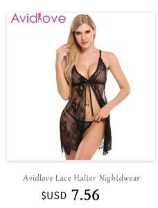 Avidlove, женское сексуальное нижнее белье, нижнее белье с вышивкой, Дамское сексуальное нижнее белье, набор, с вырезами, кружевное, горячее, Эро... 19