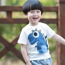 男童夏裝套裝2019新款韓版夏季運動童套裝短袖童T恤童短褲兩件套