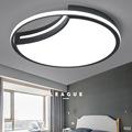 卧室吸顶灯 简约现代大气led创意个性客厅房间温馨浪漫卧室灯具