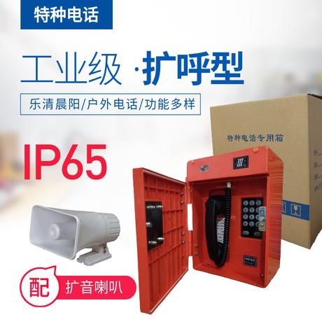 防水电话机 HAT86(XIII)P/T-D【扩呼型】抗恶劣环境特种电话机