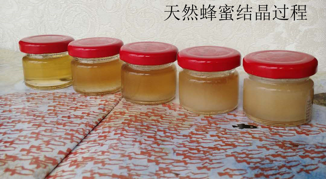 Honey crystallization process copy