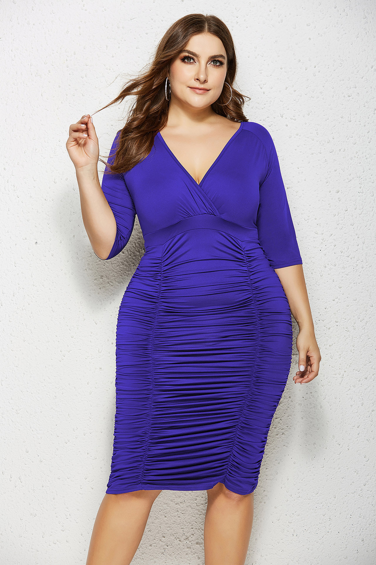 2019 Womens Bodycon Dress Plus Size Dresses Party Tight Dresses Spring  Summer Pencil Dresses From Wuarray, $13.18 | DHgate.Com