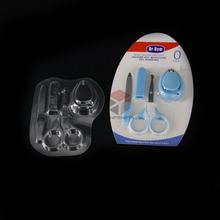 深圳吸塑廠專業定制日用品通用包裝高周波熱壓包裝盒PVC PET盒子