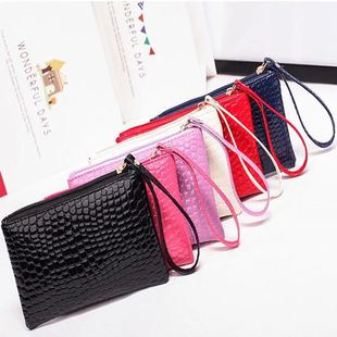 Clutch bag Affordable and convenient Large-capacity coin purse Mobile phone bag Toto 9.9 Gift bag Shiling factory direct sales